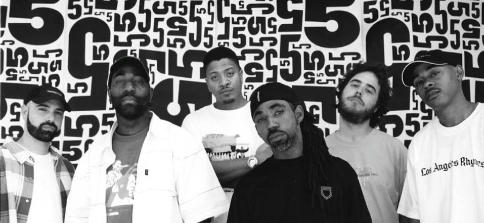 Black to the Music - 01 Jurassic 5