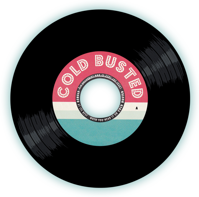 Black to the Music - Cold Busted