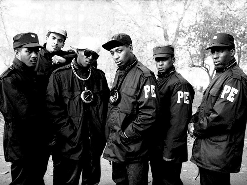 Black to the Music - Public Enemy 03