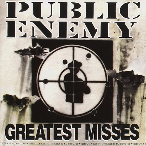 Black to the Music - Public Enemy 1992 Greatest Misses
