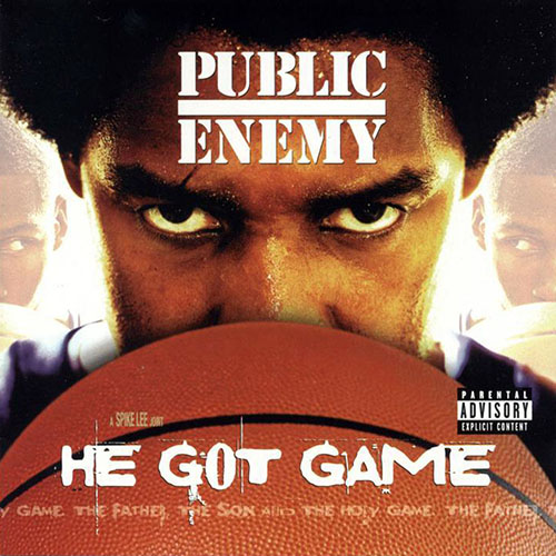 Black to the Music - Public Enemy 1998 He Got Game