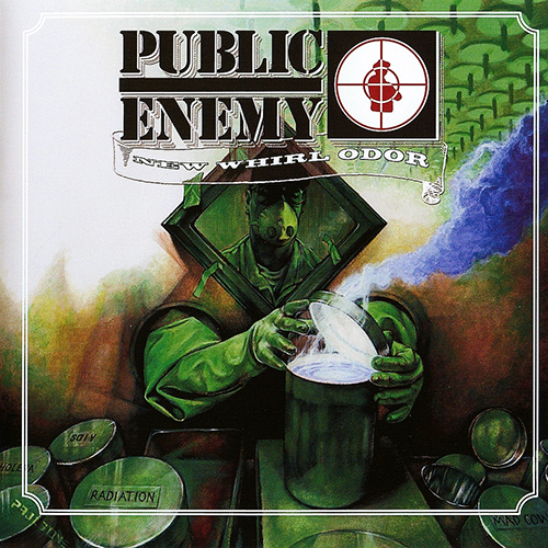 Black to the Music - Public Enemy 2005 New Whirl Odor