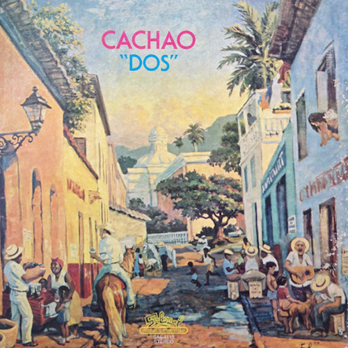 Black to the Music - 1977 Cachao – Dos
