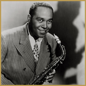 Black to the Music - Charlie Parker