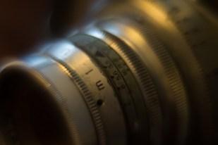 Helios 44 2/58 - Blende 2.0 - gedrehte Linse