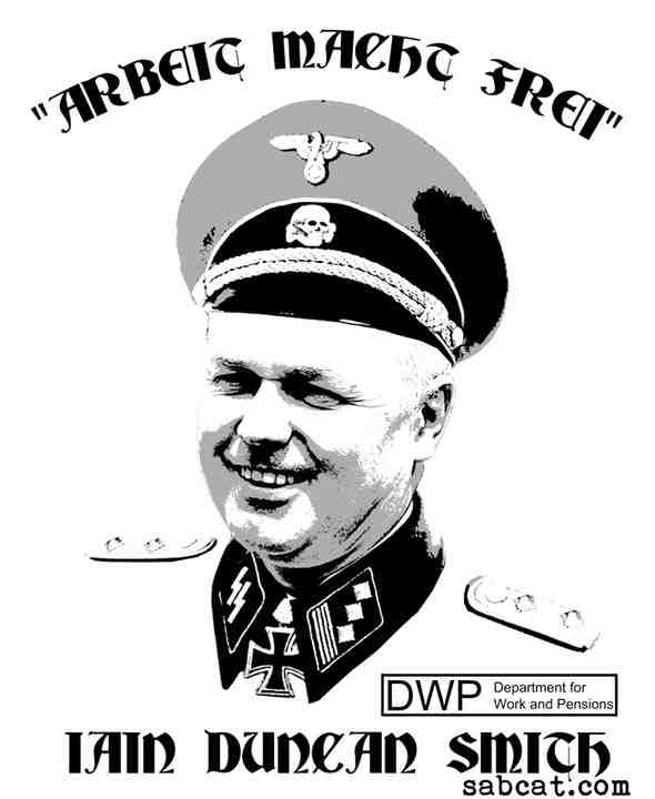 Image result for Ian duncan smith cartoon