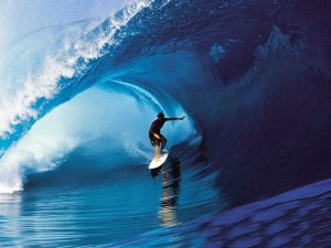 Emotional Surfing: Ride the wave!