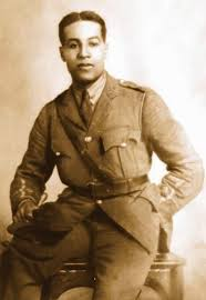 Tull became the first Black officer in the British army in 1917
