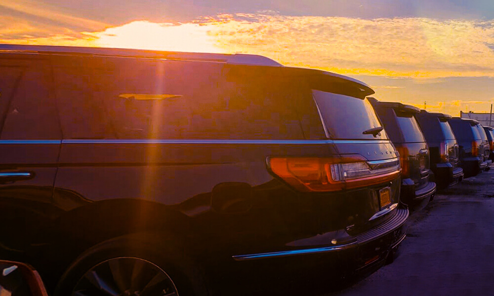 Limo Service for Events