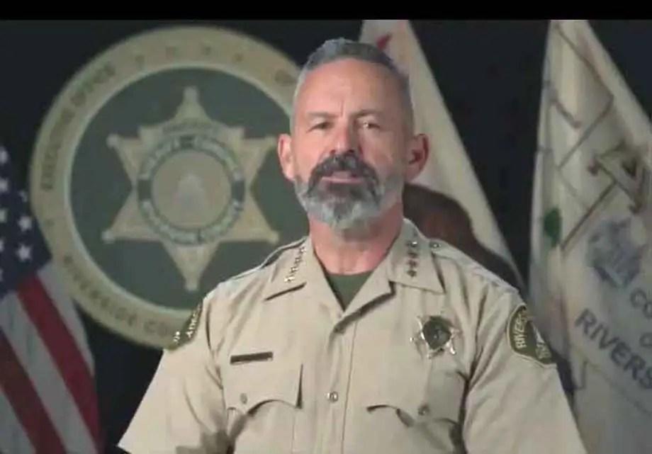 "Riverside's ""Constitutional"" Sheriff"