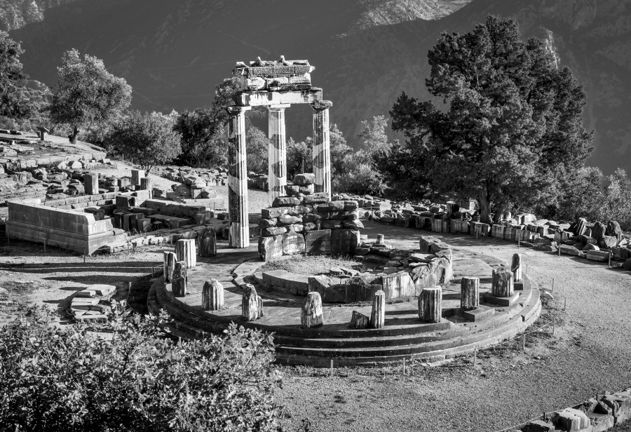 Blackwater.live - Orakel von Delphi