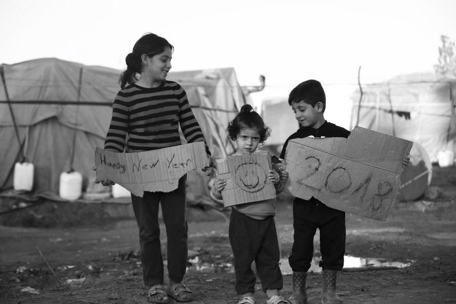 Blackwater.live - Flüchtlinge