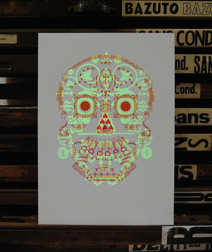Day of the dead UV