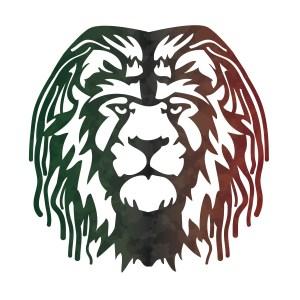 Afrokeys lion Logo