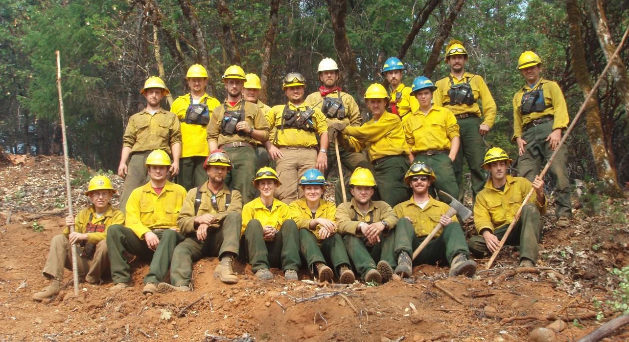 Blackwell Creek Forestry Training
