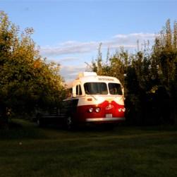 OITF Tour Bus