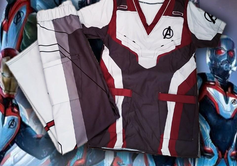Q76. Avengers EG 3 Conjunto