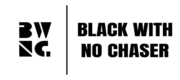 Black With No Chaser Logo