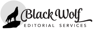 Black Wolf Editorial Logo