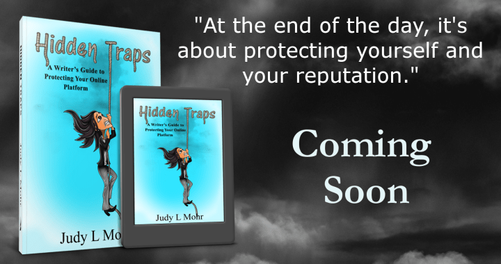 Hidden Traps by Judy L Mohr (Coming Soon)