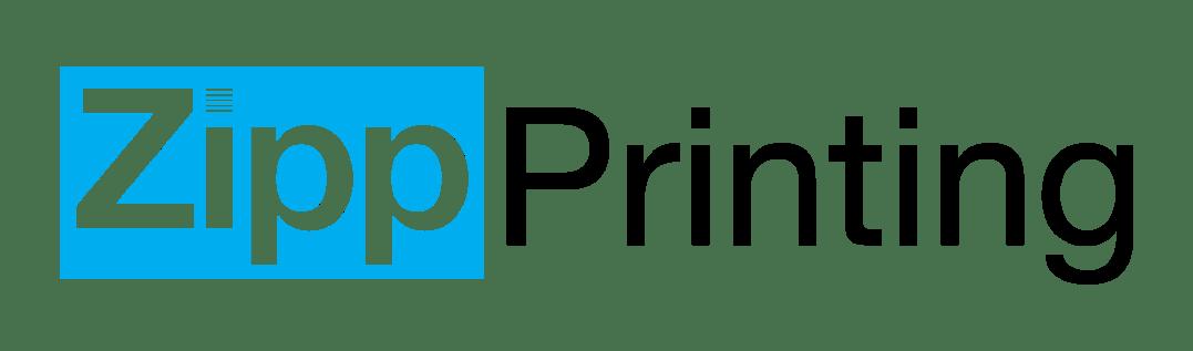 Zipp Printing Logo