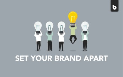 How To Set Your Brand Apart From Your Competition
