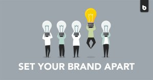 how to set your brand apart from the competition