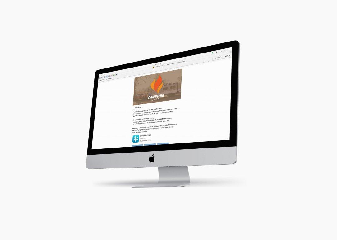 indiana web design blackwood creative
