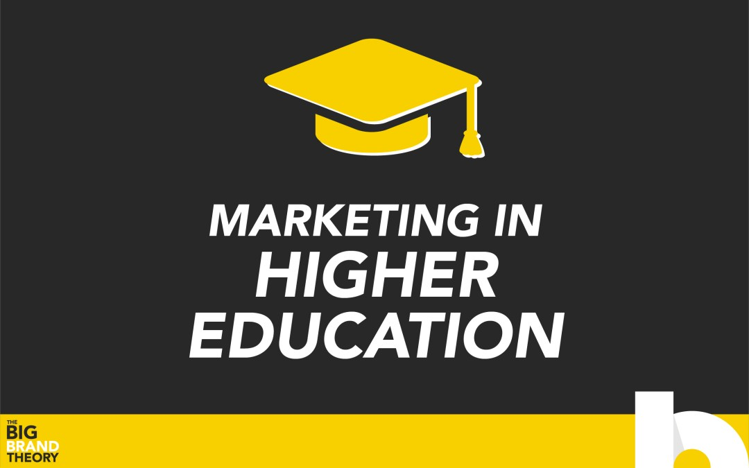 Marketing in Higher Education - Blackwood Creative