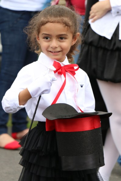Nationalfeiertag in San José