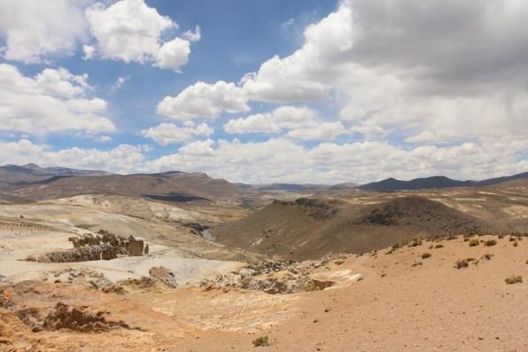 Colca-Canyon_Felsformationen_4