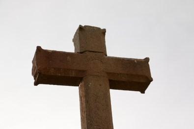 Markantes Kreuz