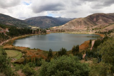 See bei Urcos