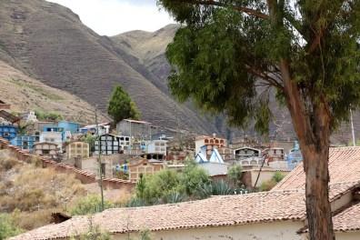 Friedhof von Canincunca