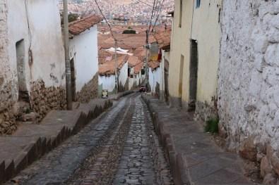 """In Cusco kommt man um ein """"Auf und Ab"""" nicht drum rum"""