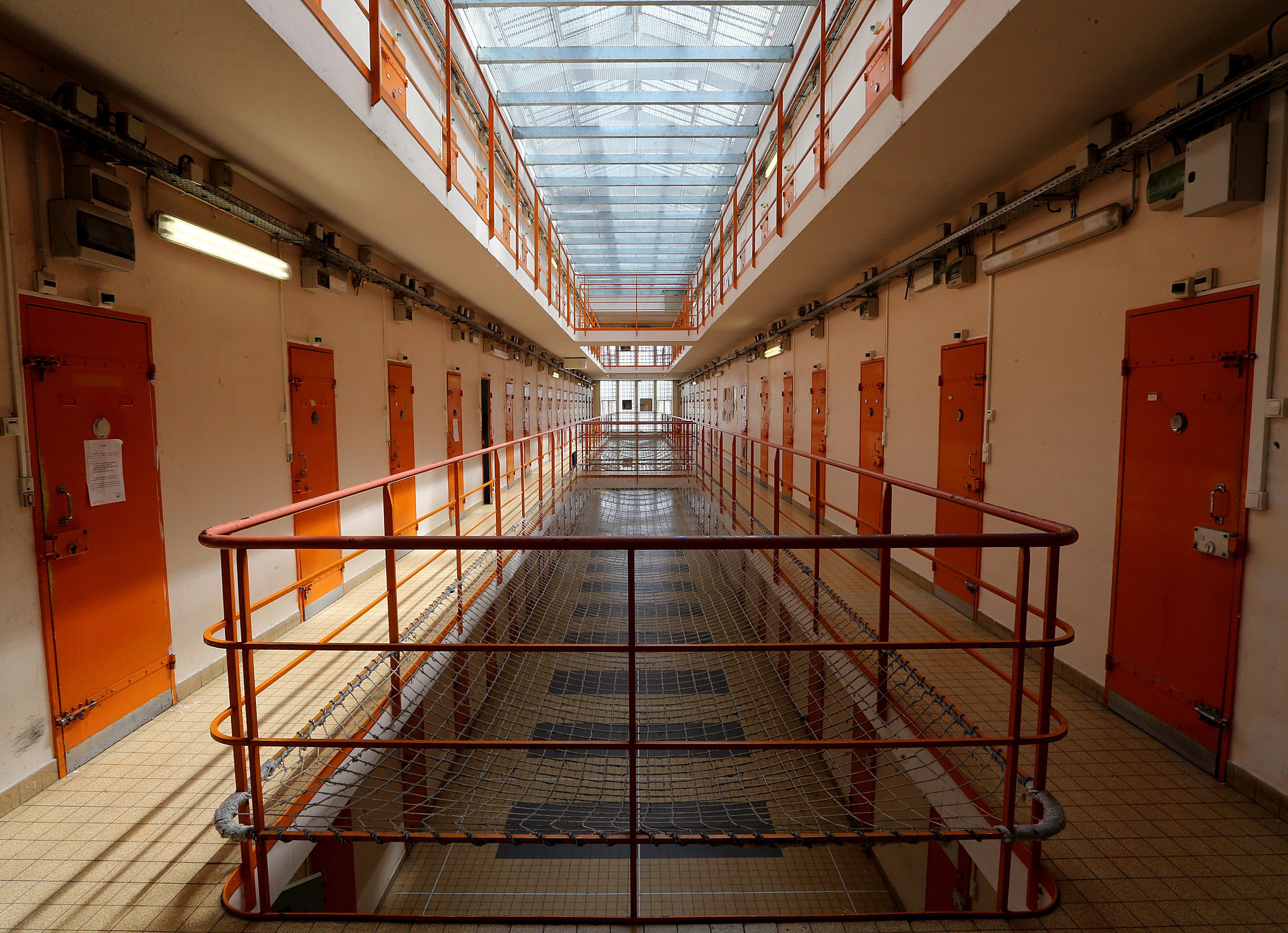 France prison photo - Rikers Island