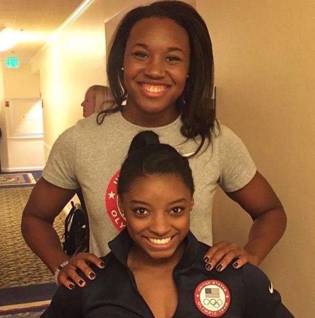 The 2016 Olympics Belonged To Two Black Women Named Simone