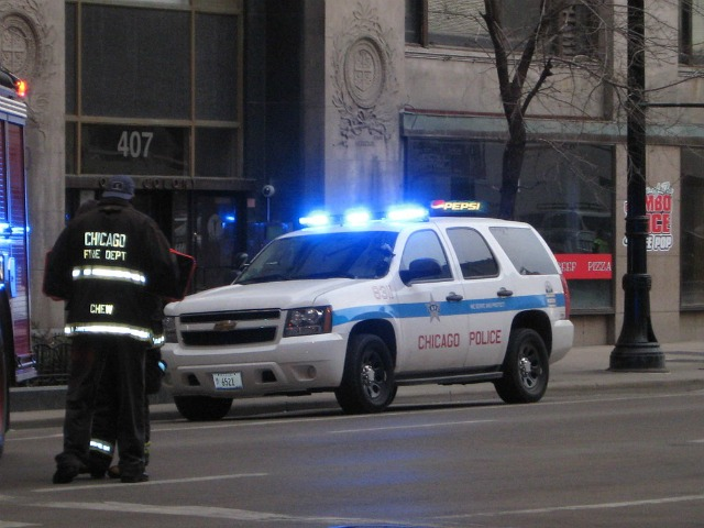 Abusive Chicago Officer George Granias owned racist websites