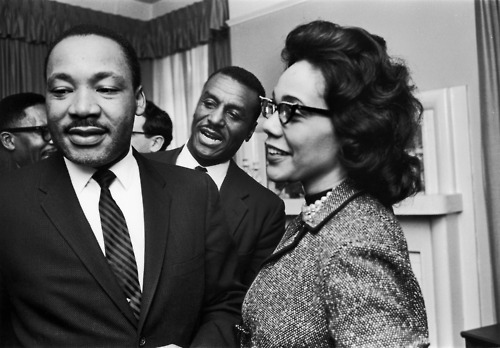 Why Coretta Scott King's 1986 Letter Opposing Jeff Sessions Matters