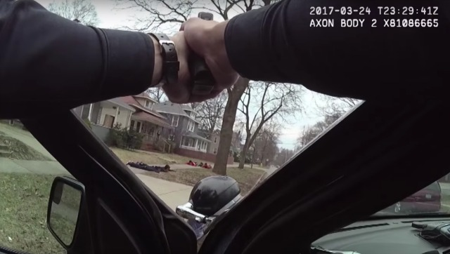 Five Young Boys Held At Gunpoint By Michigan Police