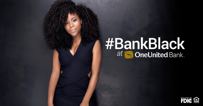 Bank Black Movement OneUnited
