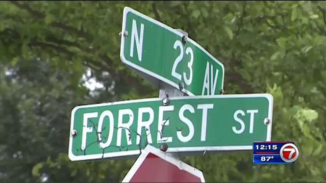 Forrest Street Florida