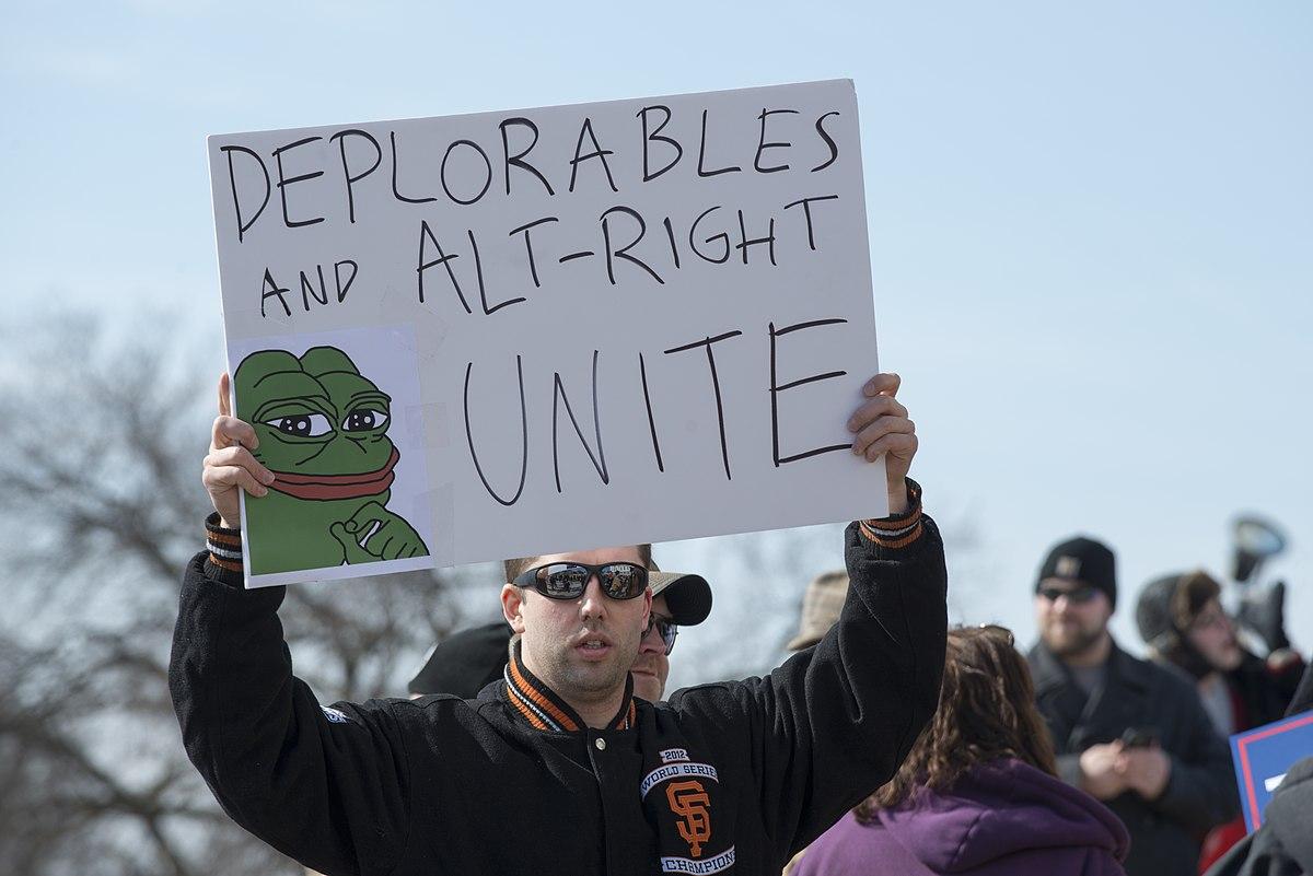 Trump Alt Right Support KKK