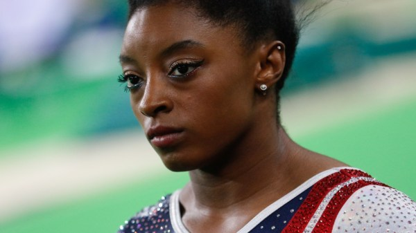 Simone Biles says she's one of scores of girls molested by Olympic doctor Larry Nassar
