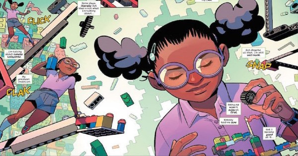Post 'Black Panther', Marvel announces 'Moon Girl & Devil Dinosaur' animated series