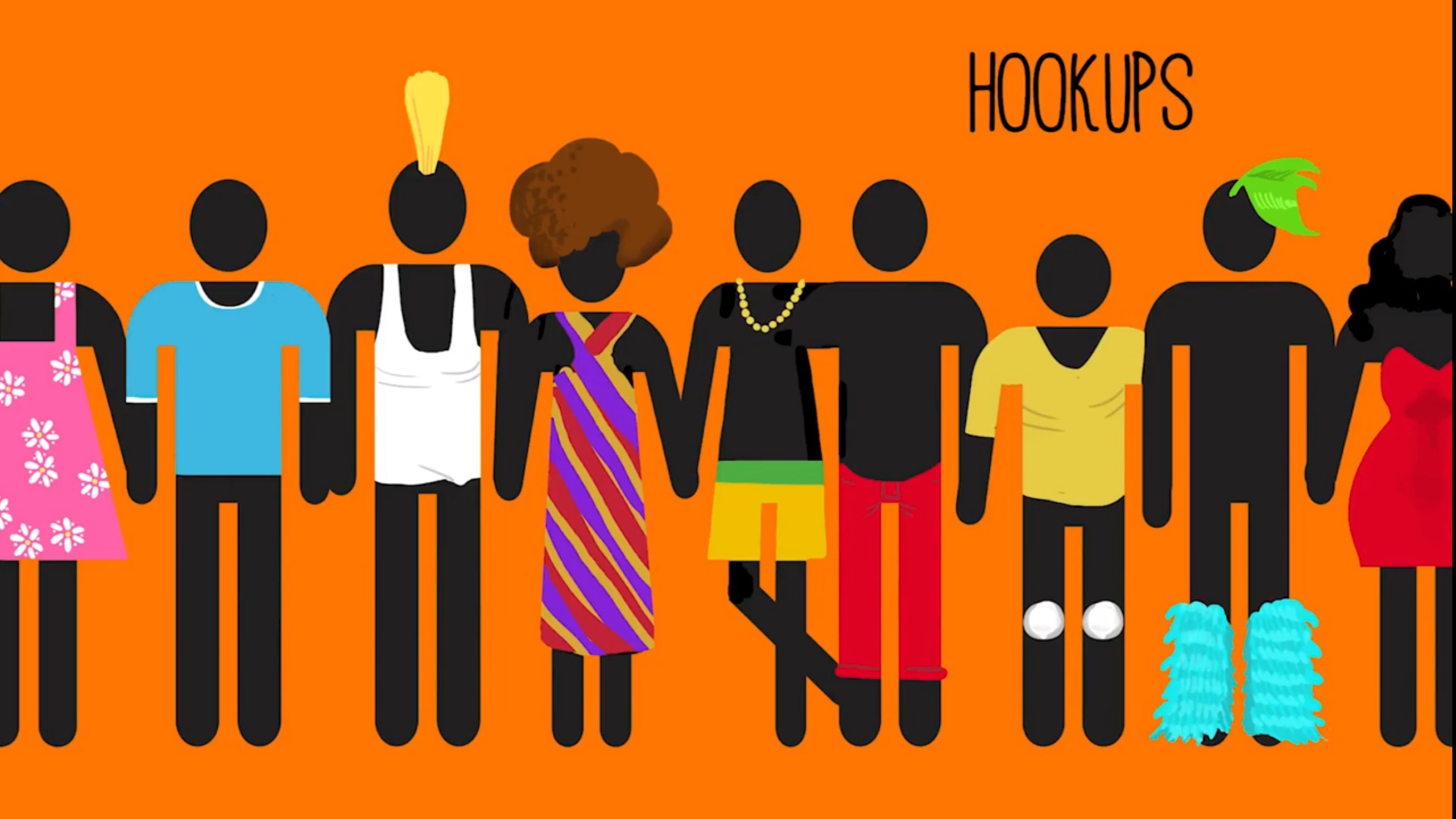 Hook up vs making love