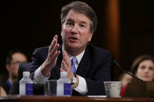 Woman who wrote letter accusing Brett Kavanaugh of sexual assault comes forward