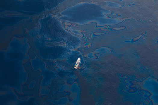 Taylor Energy's 14 year oil spill could overtake BP's as the worst offshore environmental disaster in the U.S.