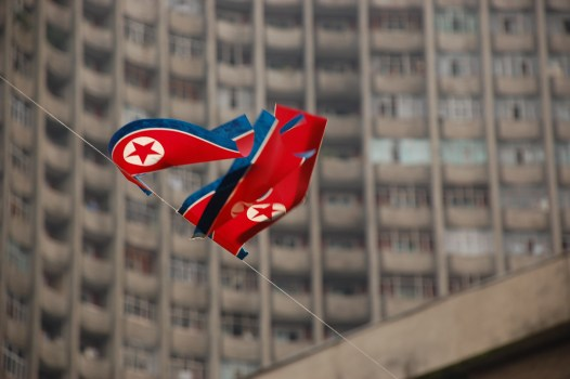 North Korea says new U.S. sanctions threaten nuclear peace talks