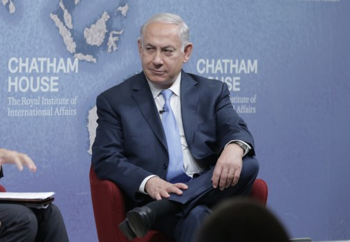Ahead of election, Israeli PM Netanyahu reaches out to racist, violent extremist groups